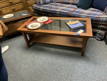 Mission Coffee Table in Bartlett, Illinois