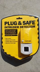 Intruder Detector (NEW) Never Opened in The Woodlands, Texas