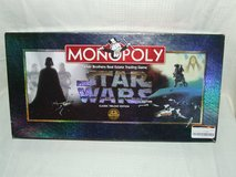 Star Wars Monopoly Classic Trilogy Edition 1997 in Westmont, Illinois