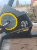 Stationary Bike in Alamogordo, New Mexico