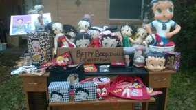 BETTY BOOP DOLLS & COLLECTION in Cleveland, Texas
