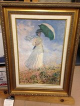 Monet Replica oil painting in Plainfield, Illinois