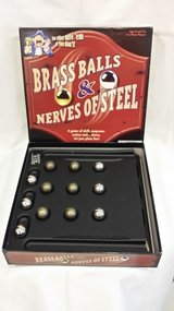 Brass Balls & Nerves of Steel - Game in St. Charles, Illinois