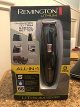 Remington Lithium Trimmer All In 1 in Bartlett, Illinois