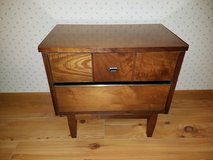 Mid-Century Modern 2-Drawer Cabinet in Orland Park, Illinois