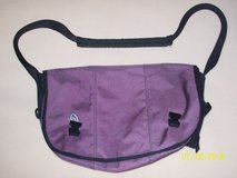 TIMBUK2 Large Purple Messenger Bag in Aurora, Illinois