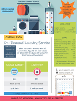 SAME DAY LAUNDRY SERVICE in 29 Palms, California