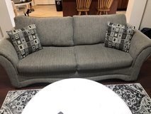 Gray Couch and Loveseat in Fort Campbell, Kentucky
