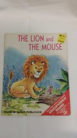 The Lion and the Mouse - Elf Book - in Chicago, Illinois