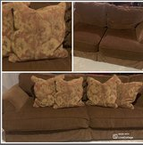 Custom Couch & Loveseat (by Rowe) in Chicago, Illinois