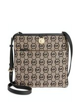 CLEARANCE ***BRAND NEW***MICHAEL Kors Signature Jet Set Large Pocket Crossbody*** in Cleveland, Texas