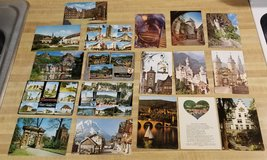 Lot of 19 Vintage Post Cards from Germany in Fort Benning, Georgia