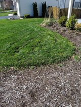 lawn mowing in Plainfield, Illinois