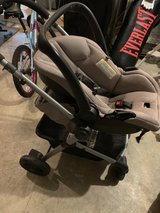 baby car seat stroller combo in Fort Campbell, Kentucky