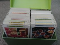 Betty Crocker Recipe Card Library in Naperville, Illinois