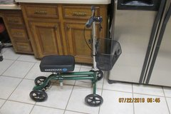 The Steerable Knee Scooter  -- Alternative To Crutches! in Kingwood, Texas