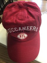 New with Tags Tampa Bay Buccaneers NFL Red Hat in Plainfield, Illinois
