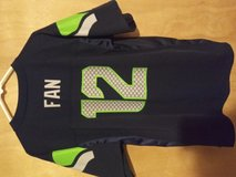 SEAHAWKS jersey young boys XL in Fort Lewis, Washington