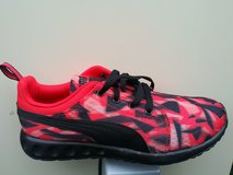 Puma running shoes in Fort Lewis, Washington