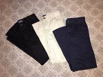 Boys size 6 slim dress/uniform pants in Glendale Heights, Illinois