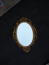 PLASTIC FRAME OVAL MIRROR in St. Charles, Illinois