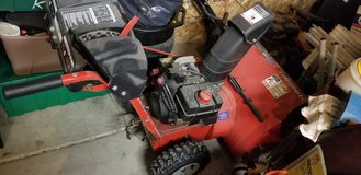 Troy bilt snow blower in Westmont, Illinois