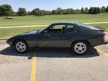 1987 Porsche 924S in Naperville, Illinois