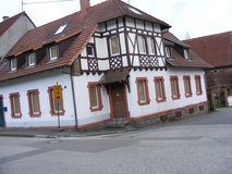 Single family home for rent in 67732 Hirshchorn, near Kaiserslautern/Ramstein. Available July 1,... in Wiesbaden, GE
