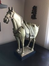 Large Horse in Ramstein, Germany