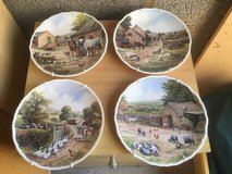 4 Royal Doulton Country Friends display plates in Lakenheath, UK