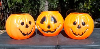 Halloween Trick or Teat CANDY BUCKETS in Alamogordo, New Mexico