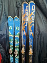 2 sets skis+boots (his and hers) in Stuttgart, GE