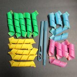 NEW Curlformers 20 Short Hair Spiral Curlers and Hook - 2 Sets available @ $7 each in Aurora, Illinois