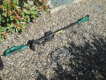 ELECTRIC CHAINSAW PRUNER ON EXTENDING POLE in Lakenheath, UK