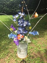 Farmers Market Milkcan Arrangement. in Fort Knox, Kentucky