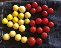 Red & Yellow Marbles in Joliet, Illinois