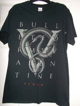 Bullet for my Valentine T-Shirt size Medium Venom 2015 in Lakenheath, UK