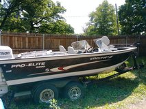 2000 Starcraft Pro Elite 20' w/Trailer in Chicago, Illinois