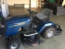 Ride-on Mower with accessories in Joliet, Illinois