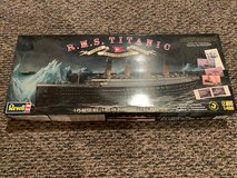 100th Anniversary Titanic Model Kit in Fort Leonard Wood, Missouri