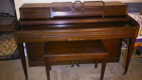 Cable Nelson piano in Bartlett, Illinois