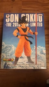 Goku The 20th Film limited Figure in Okinawa, Japan