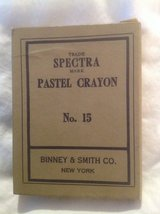 Spectra Pastel No. 15 Crayons in Bartlett, Illinois