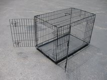 Dog Cage in Yorkville, Illinois