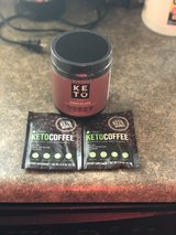 Keto powder and coffee in Chicago, Illinois