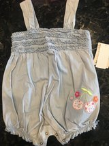 12 month romper NWT in Yorkville, Illinois