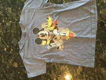 XS boys Disney tee (5/6) in Yorkville, Illinois