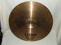 "Sabian 20"" B8 Rock Ride Cymbol in Glendale Heights, Illinois"