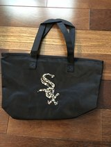 New White Sox Mother's Day Tote - Black & Animal Print in Glendale Heights, Illinois