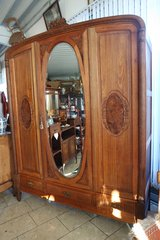 elegant French armoire in Stuttgart, GE